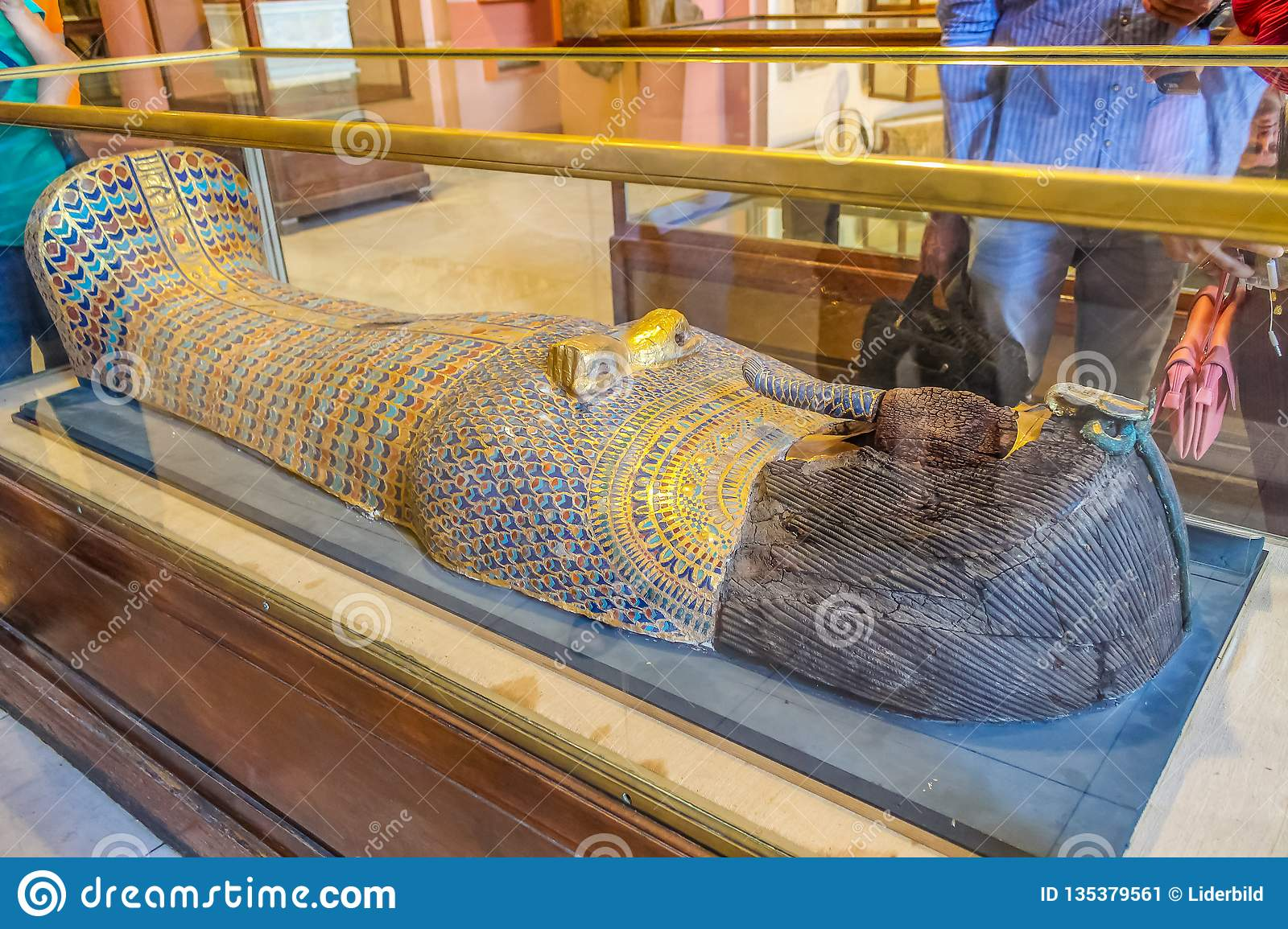National Cairo Museum Expans Dedicated To Ancient Egypt