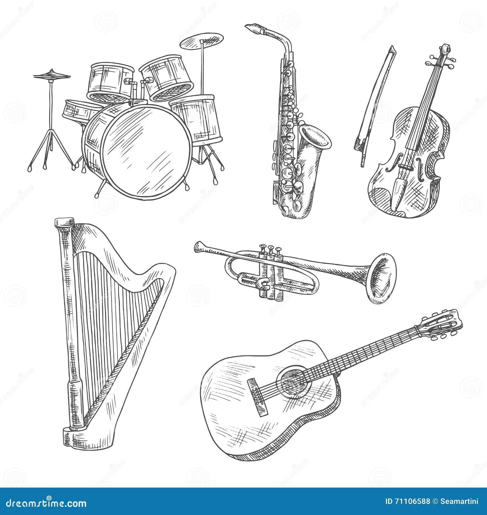 Guitar Amp Sketches