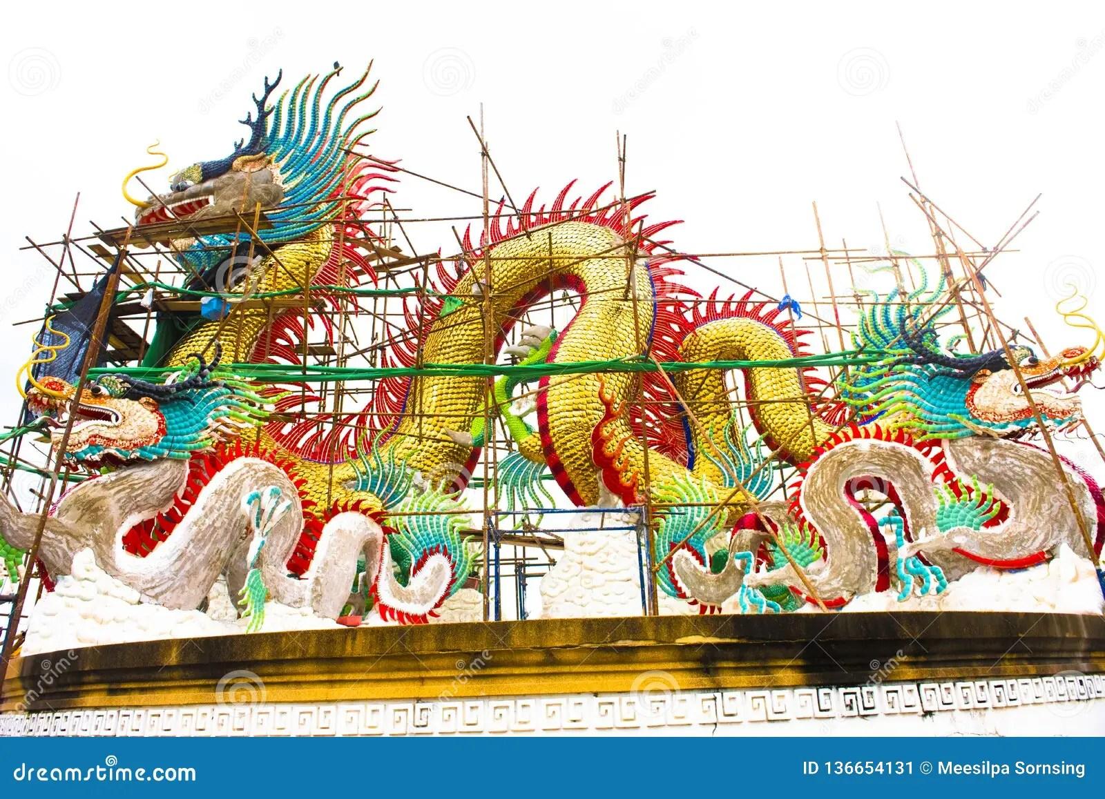 Nakhon Sawan Festival Lamp Hanging Lamp King Lght Chinese