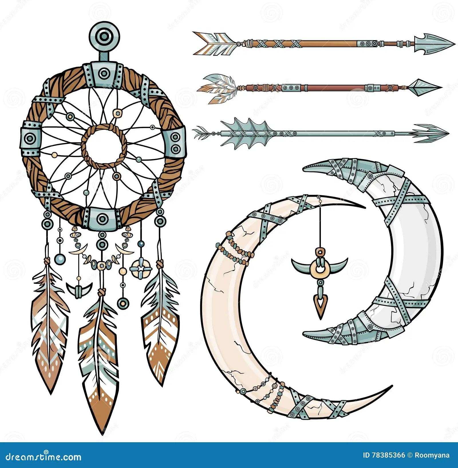Worksheet Native American Dream Catcher
