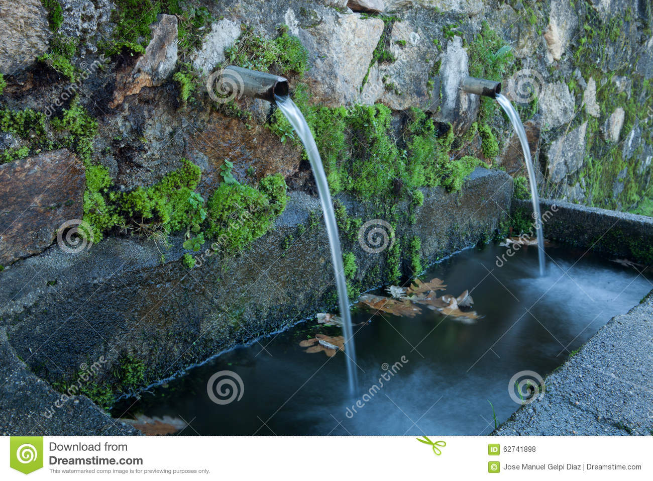 Natural Water Sources Stock Photo Image Of Nature Outdoor