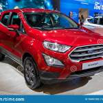 New 2020 Ford Ecosport Compact Suv Car Editorial Photography Image Of Autosalon Motor 169491392