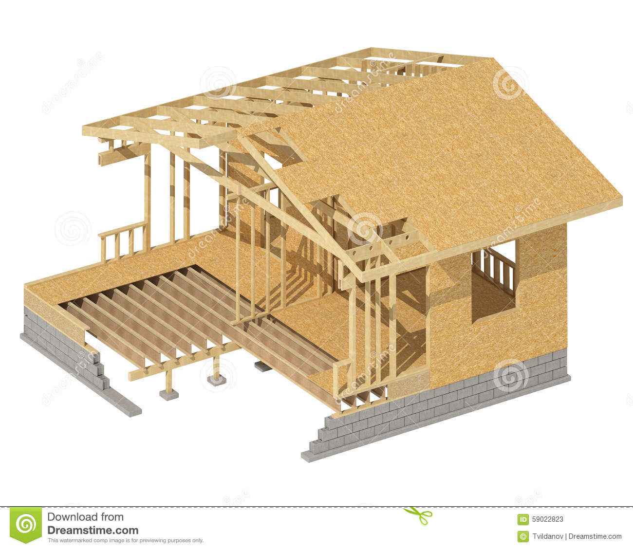 House Framing Terminology