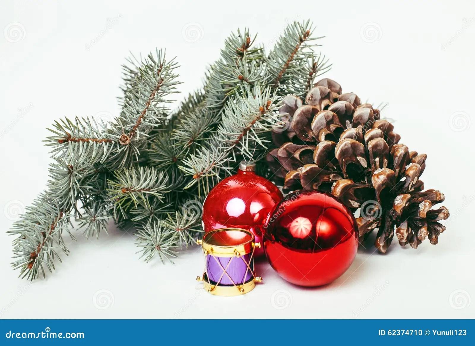 New Year Celebration Christmas Holiday Stuff Stock Photo