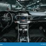 Novosibirsk Russia September 12 2020 Honda Accord Editorial Stock Photo Image Of Safety Interior 196269753