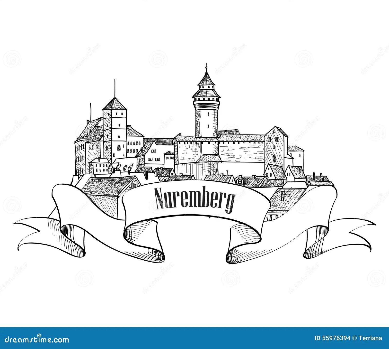 German Drawing Symbols