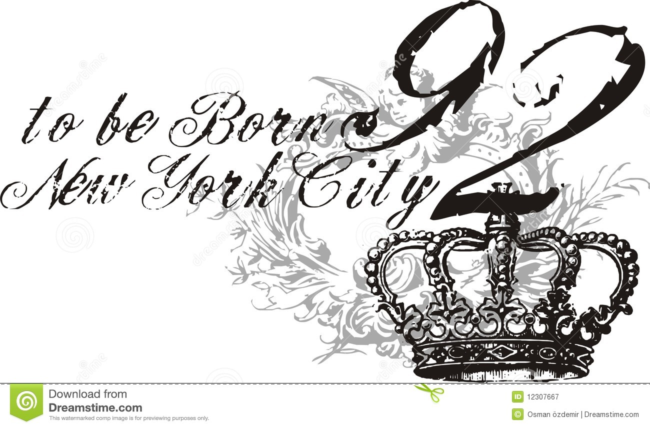 Ny Queen Royalty Free Stock Photography