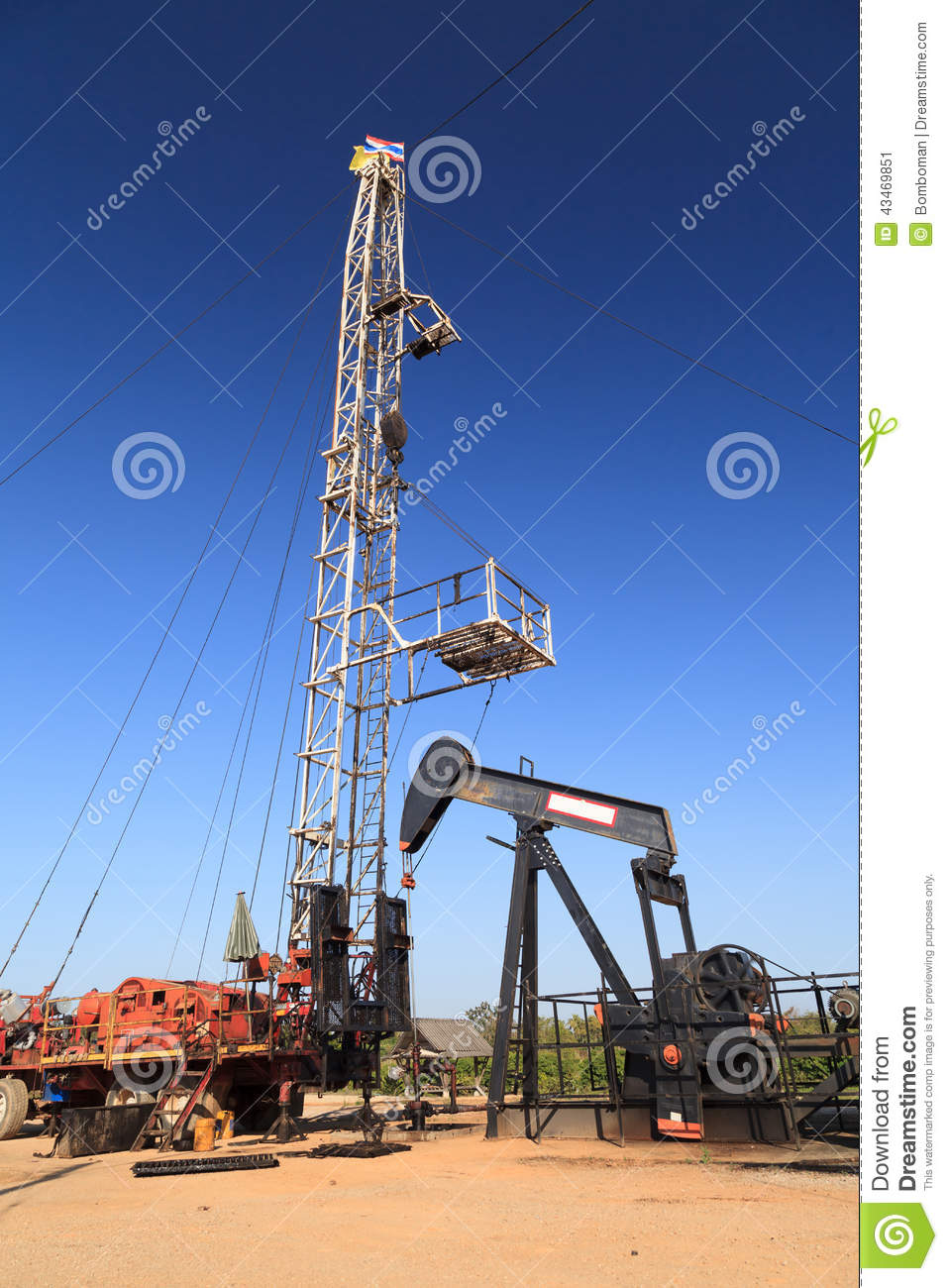 Oil Rig Scammer Engineer