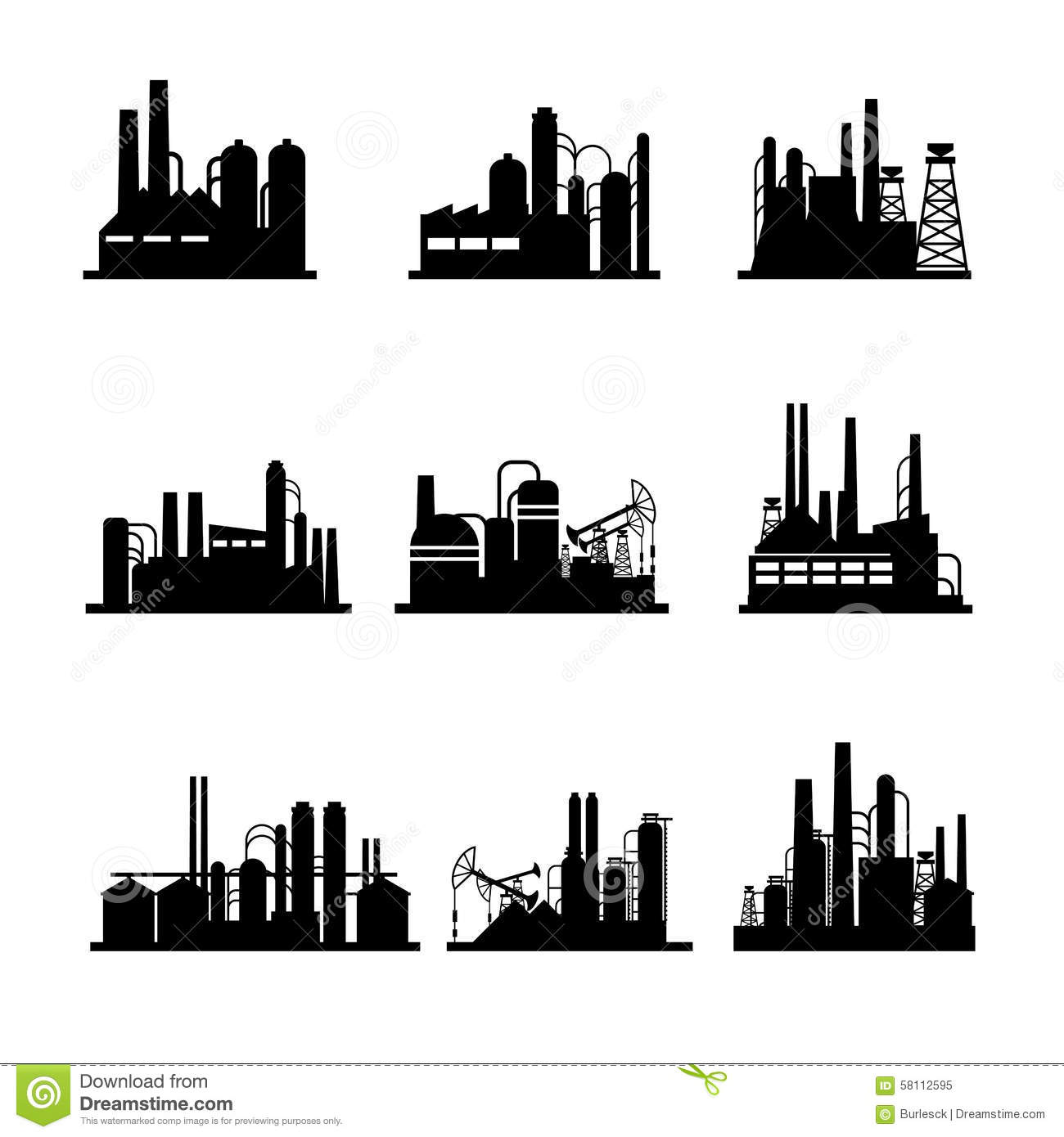 Thermal Power Plant Diagram Picture