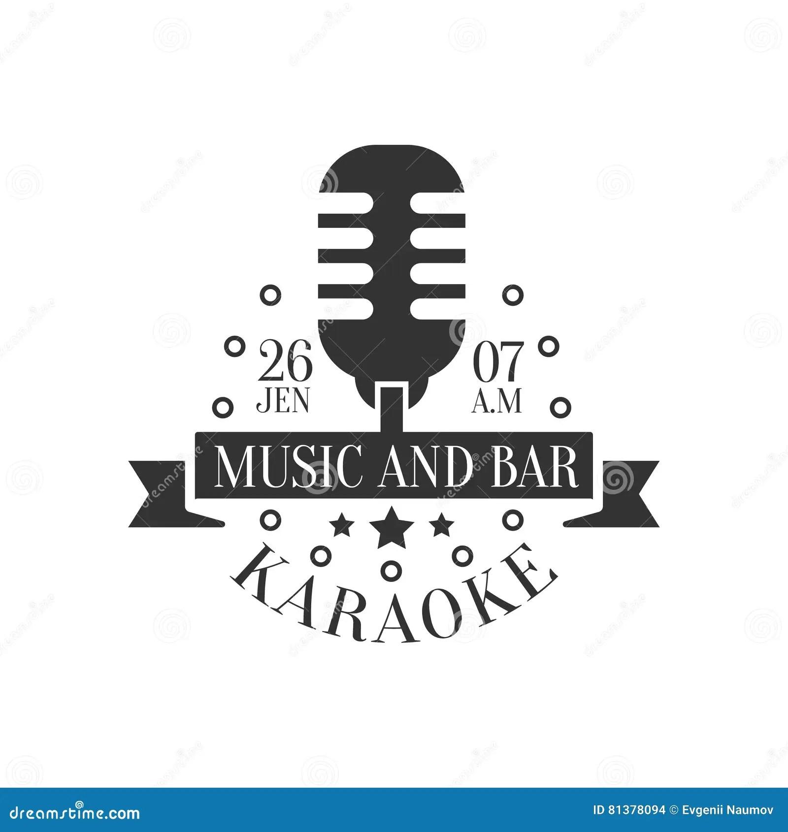 Old Fashioned Microphone Karaoke Premium Quality Bar Club