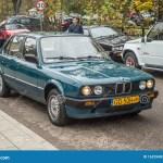 Classic German Bmw 318 Car Sedan At A Car Show Editorial Stock Photo Image Of Headlights Elegant 162594833