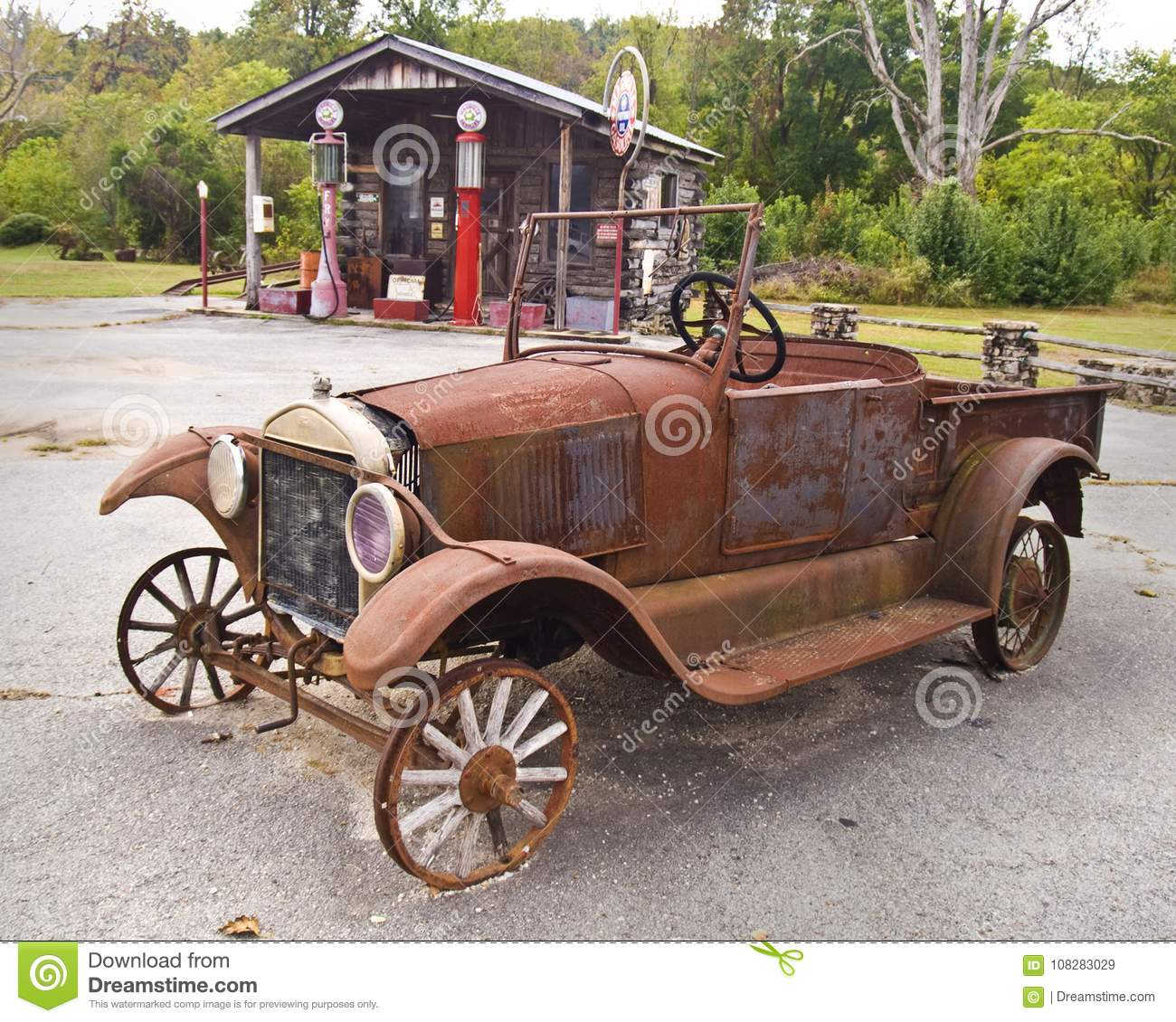Old Times Transportation Editorial Stock Image Image Of