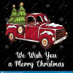 Old Truck Christmas Tree Stock Illustrations 404 Old Truck Christmas Tree Stock Illustrations Vectors Clipart Dreamstime
