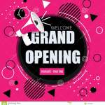 Opening Soon Banner Stock Illustrations 2 733 Opening Soon Banner Stock Illustrations Vectors Clipart Dreamstime