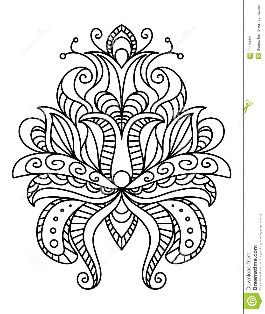 Images About Tattoo Ideas Mehndi Paisley