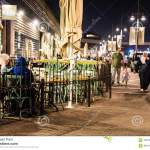 Outdoor Restaurant Jaffa Port Israel Editorial Photography Image Of Time Yafo 125182147