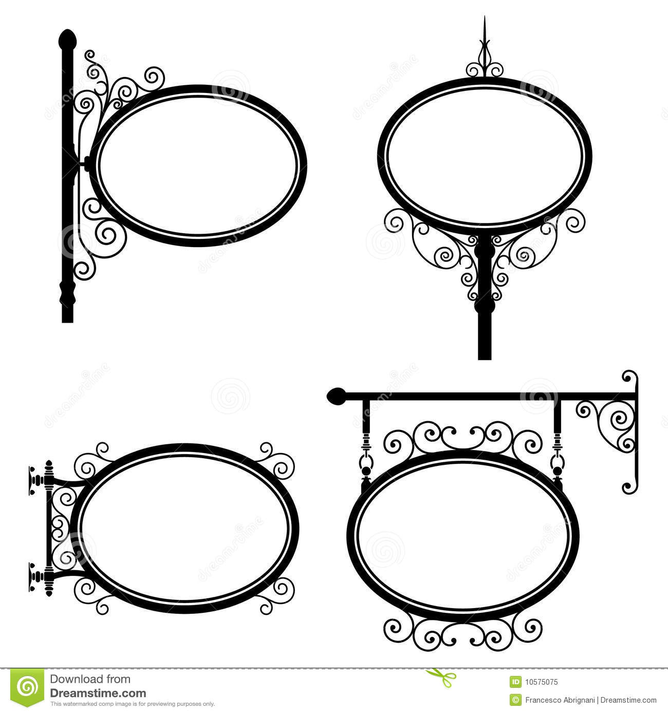 Oval Cartoons Illustrations Amp Vector Stock Images
