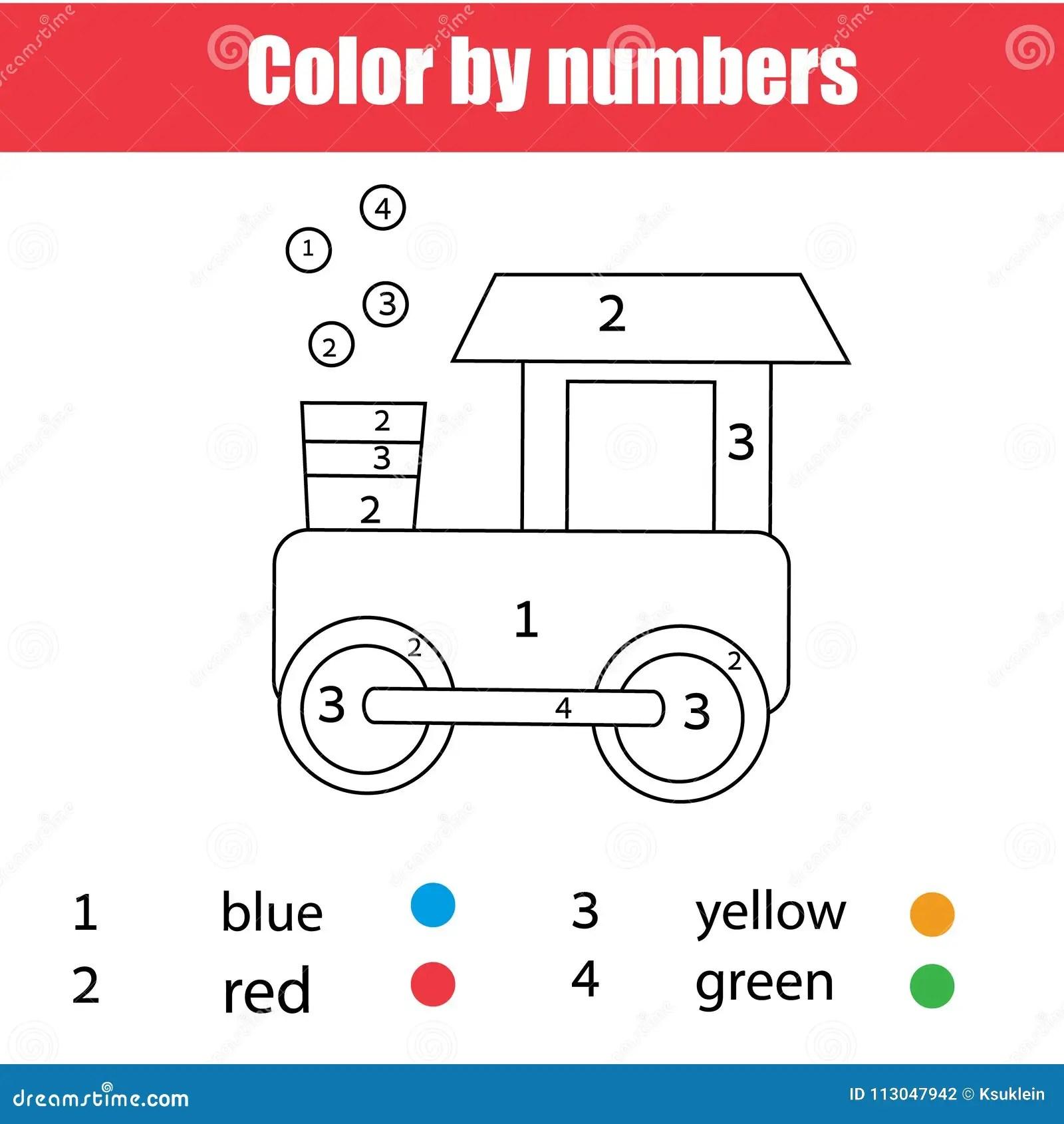 Le Train Stock Illustrations Vecteurs Amp Clipart