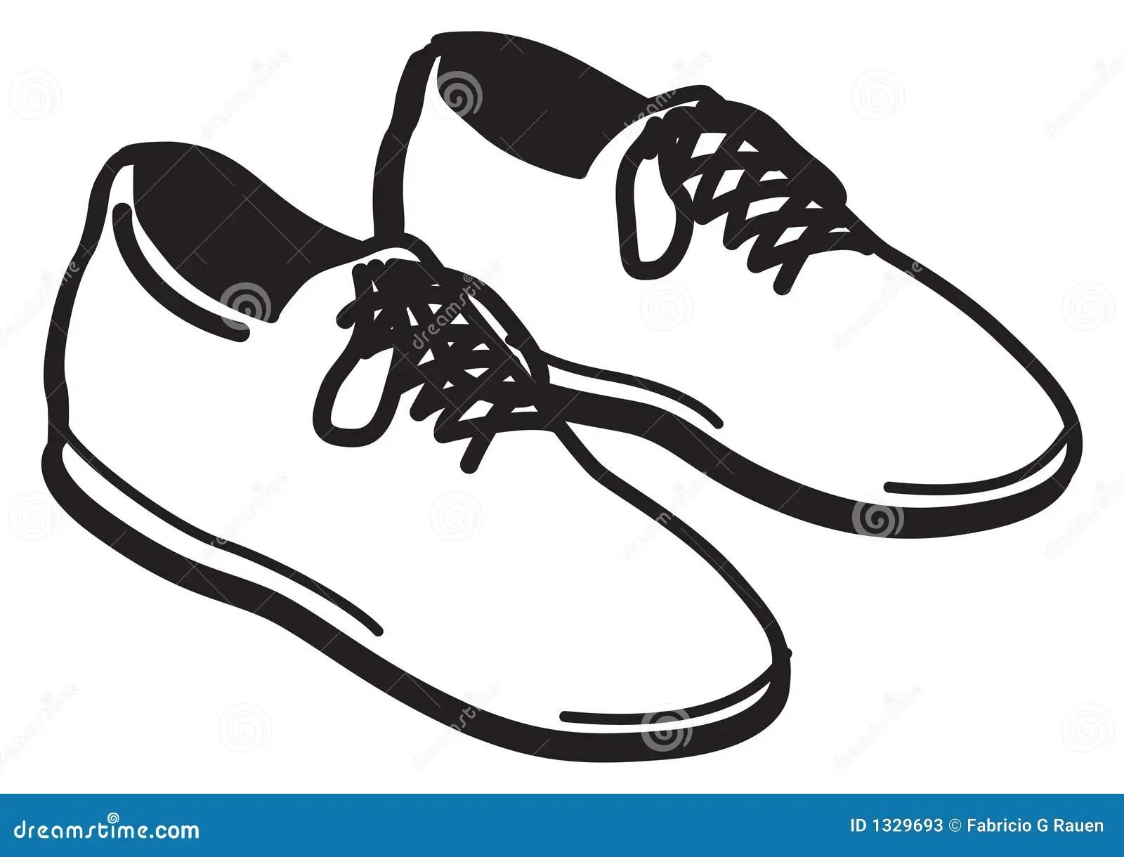 Paire De Chaussures Photos Stock Image 1329693