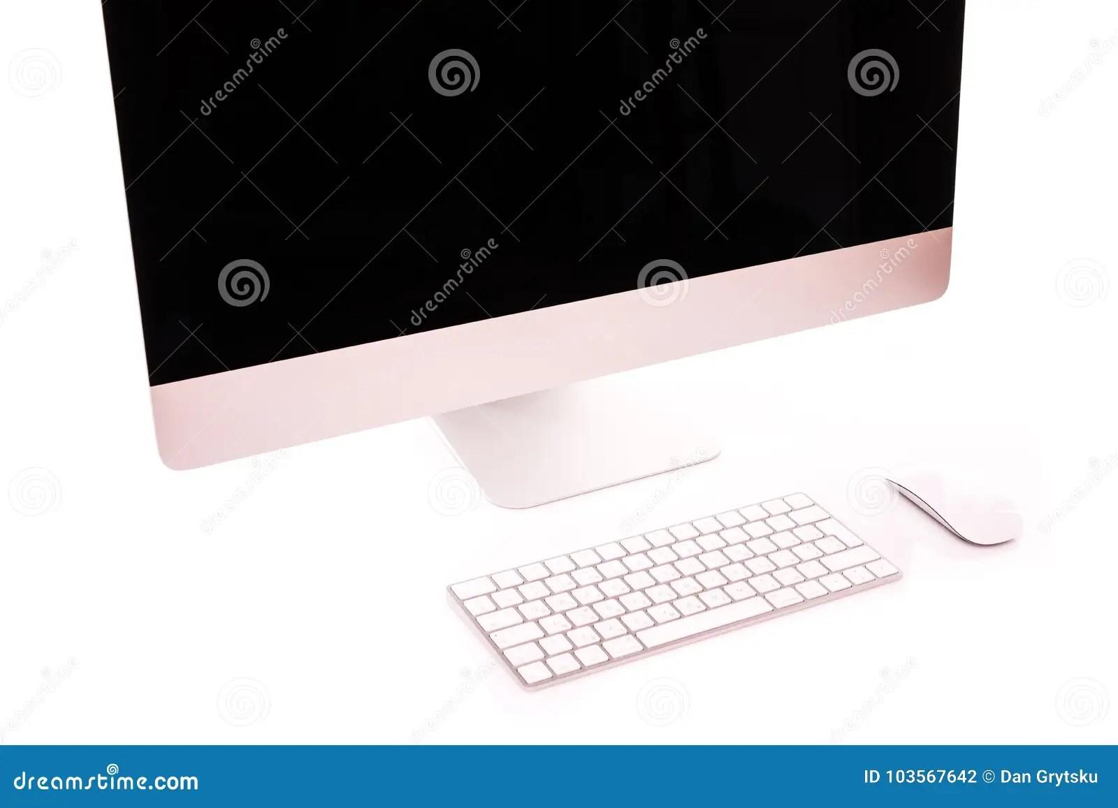 https fr dreamstime com pc bureau ordinateur d isolement fond blanc image103567642