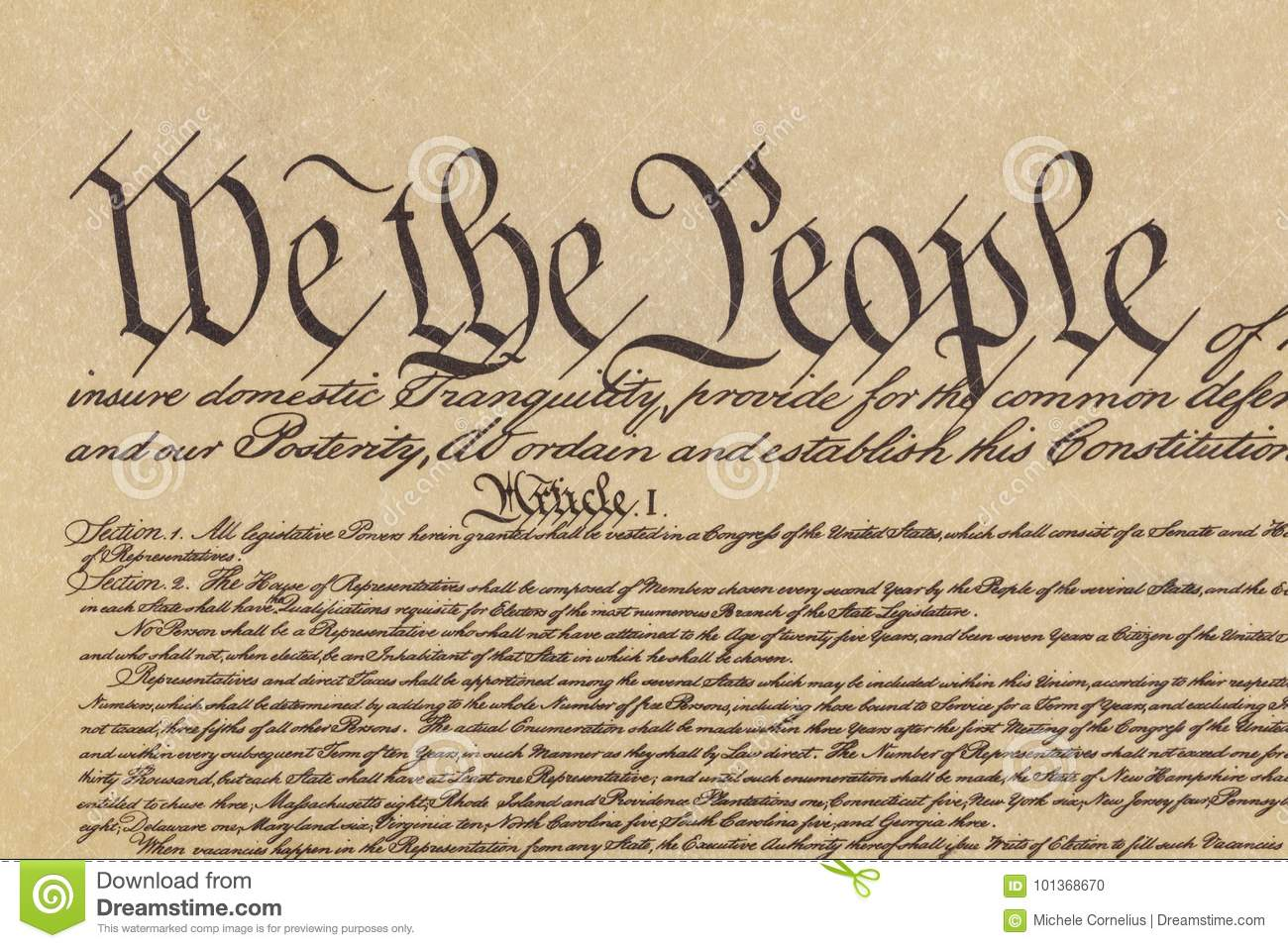 We The People Editorial Image Image Of Liberty United