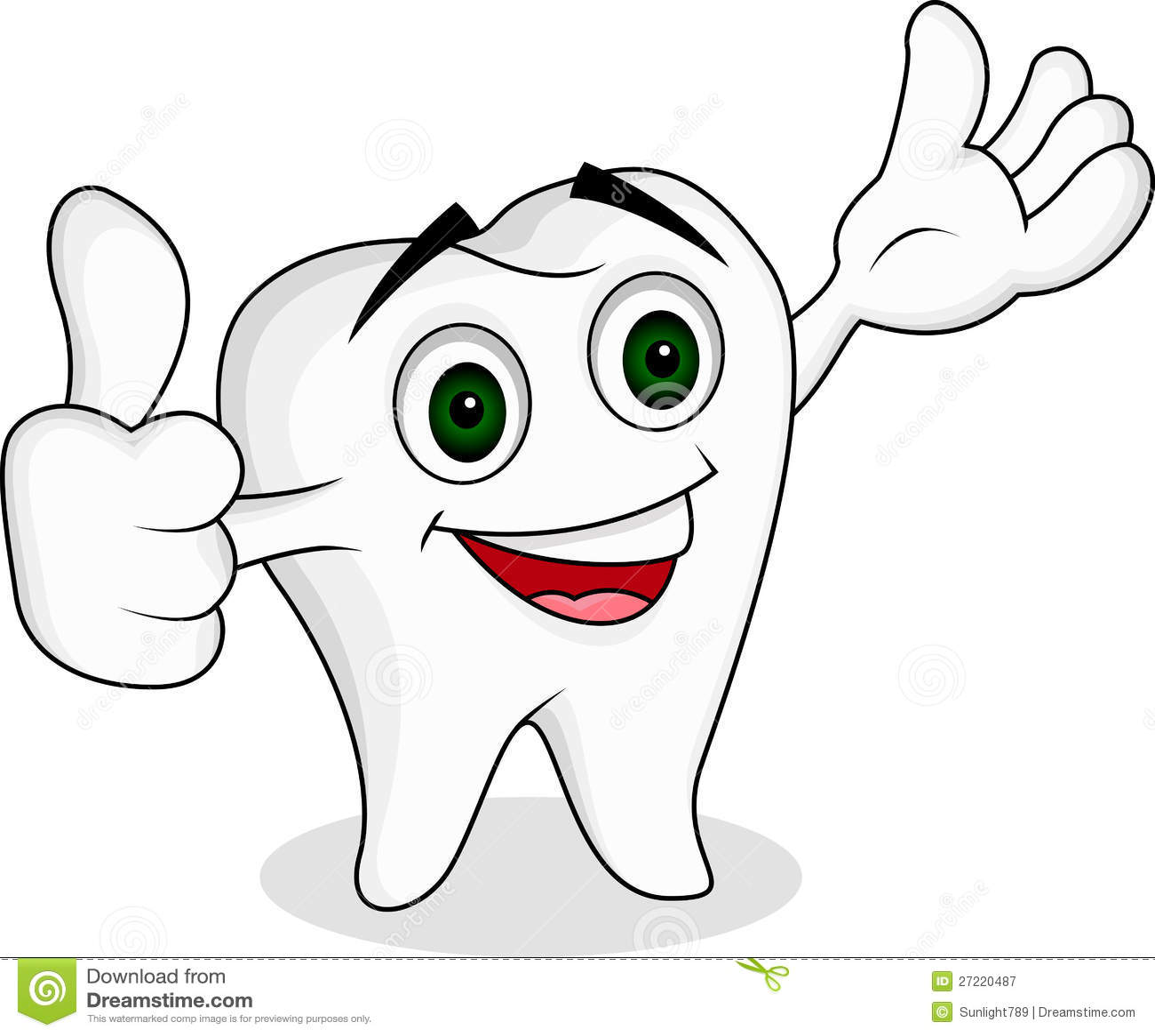 boca dientes dibujos para colorear acolorear