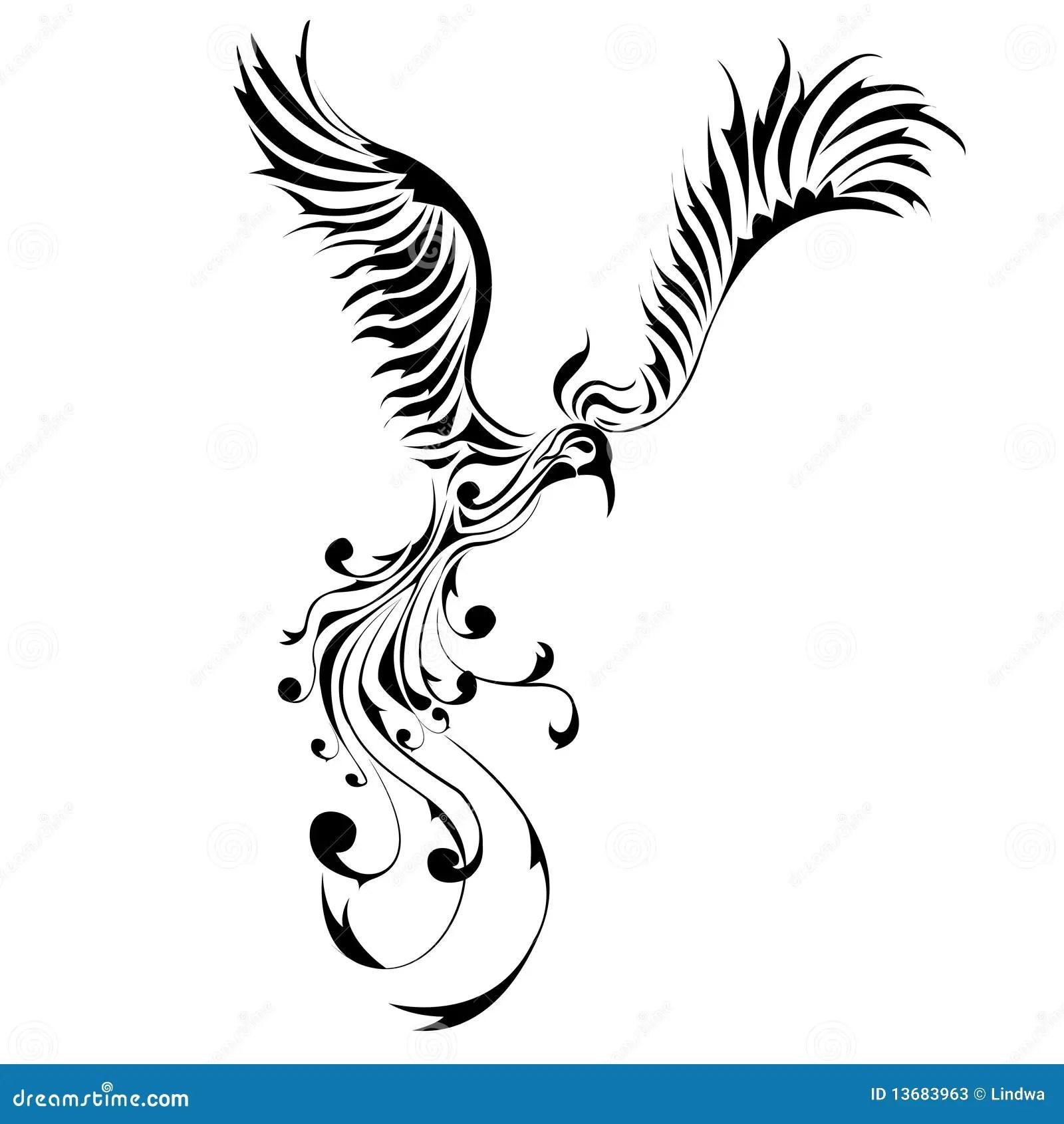 Phoenix Stock Illustration Illustration Of Japan Ancient