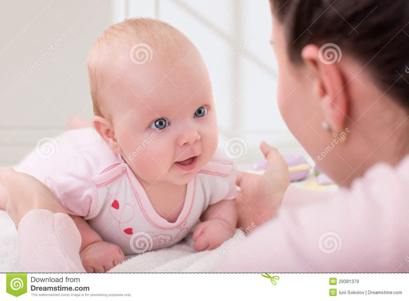 How Make Infant Laugh