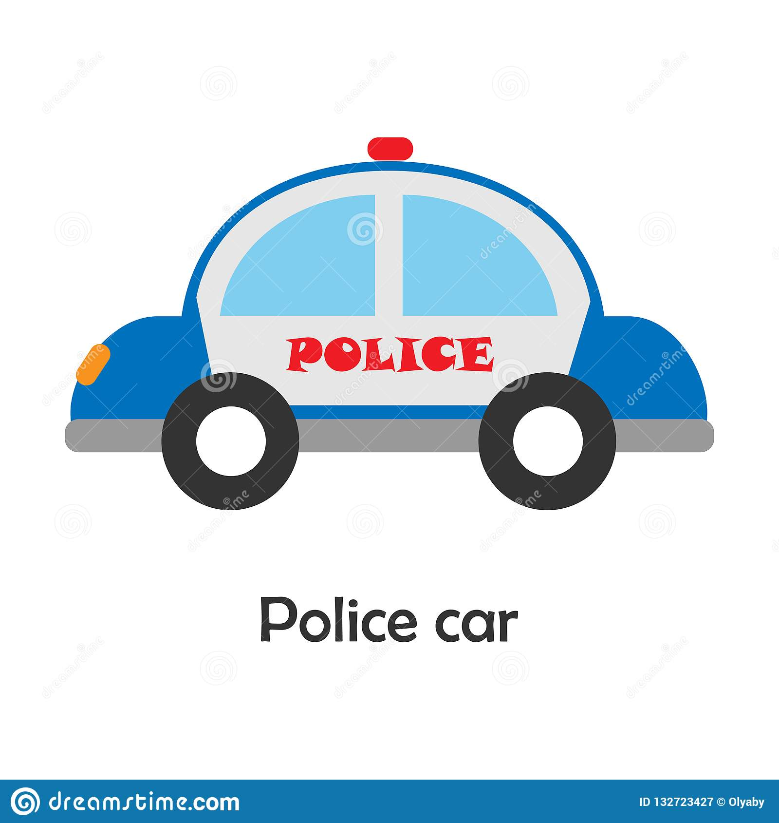 Police Concept Detailed Illustration Of Swat Officer