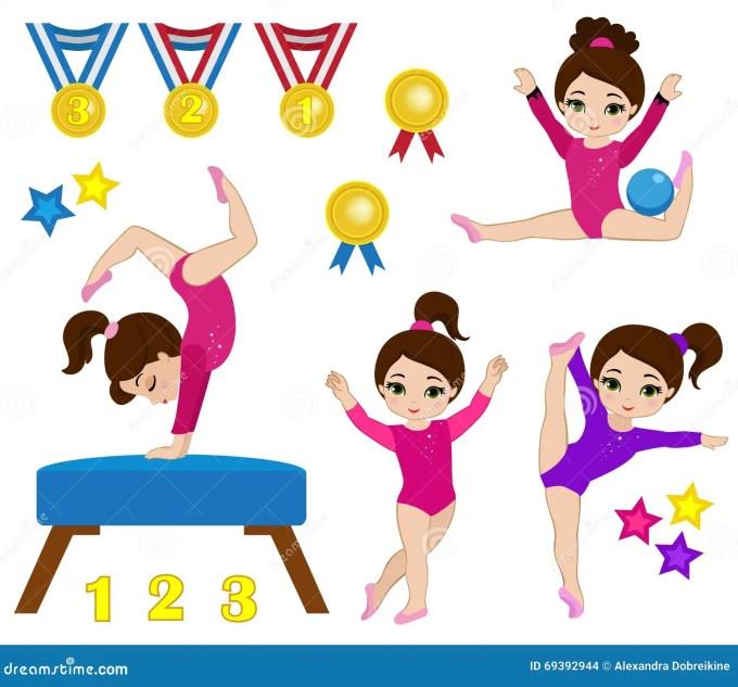 Gymnastics Wallpaper Border Newwallpapers Org