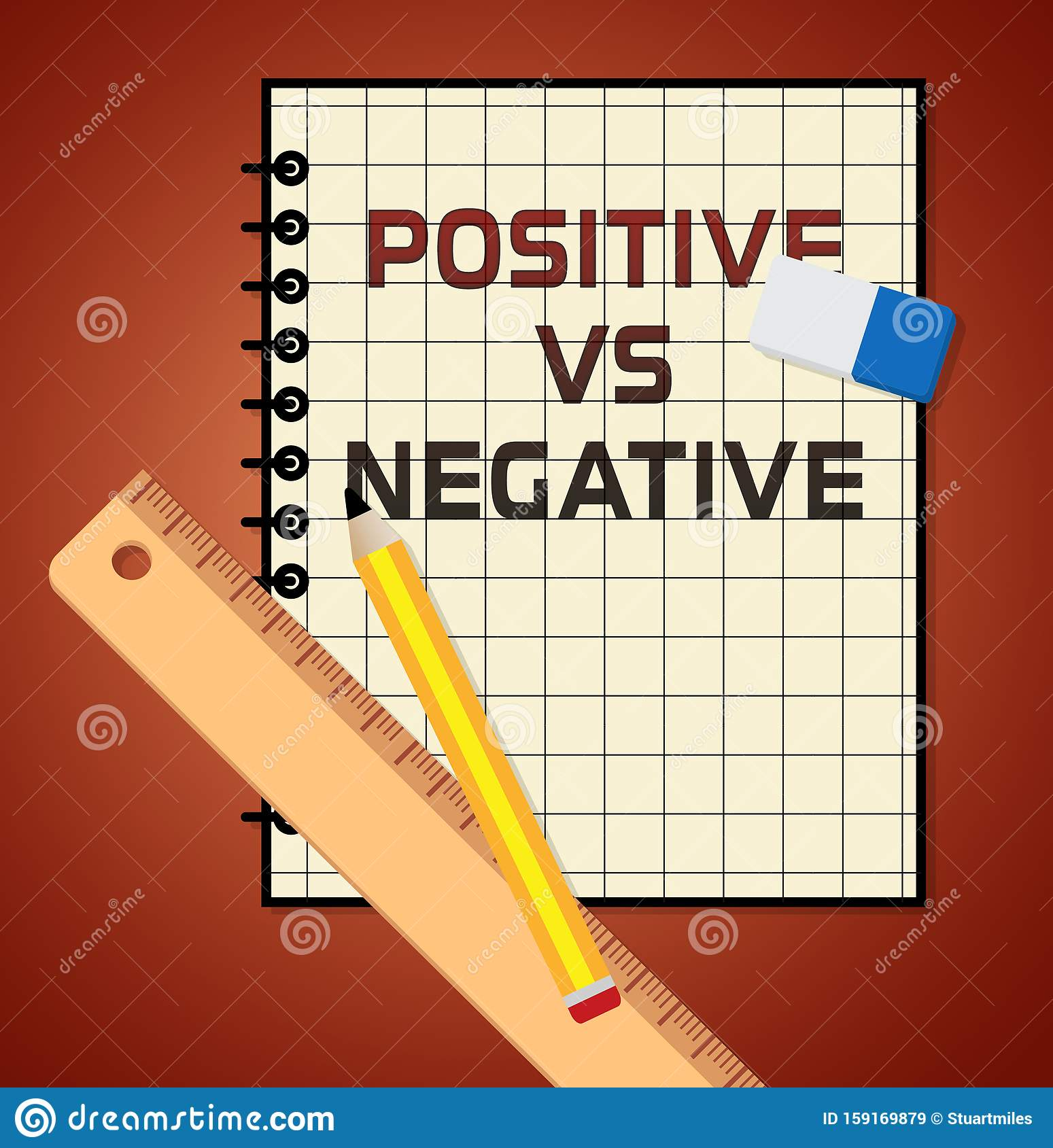 Positive Versus Negative Report Depicting Reflective State