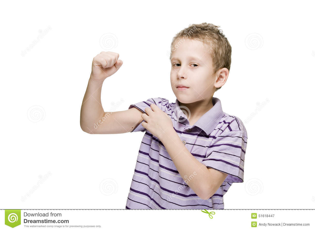 A Boy Showing Parts Of The Body Cartoon Vector