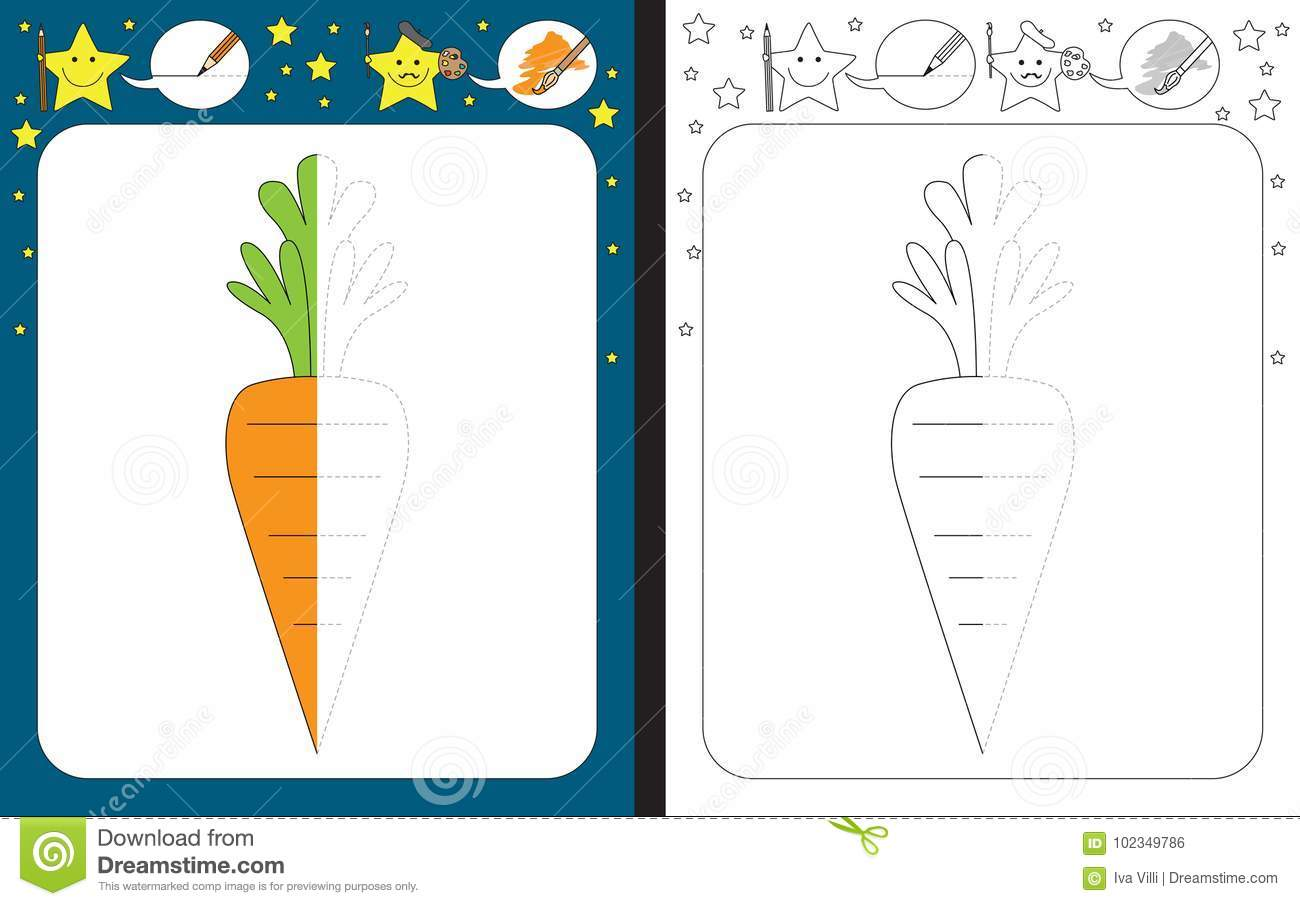 Preschool Tracing Worksheet 11