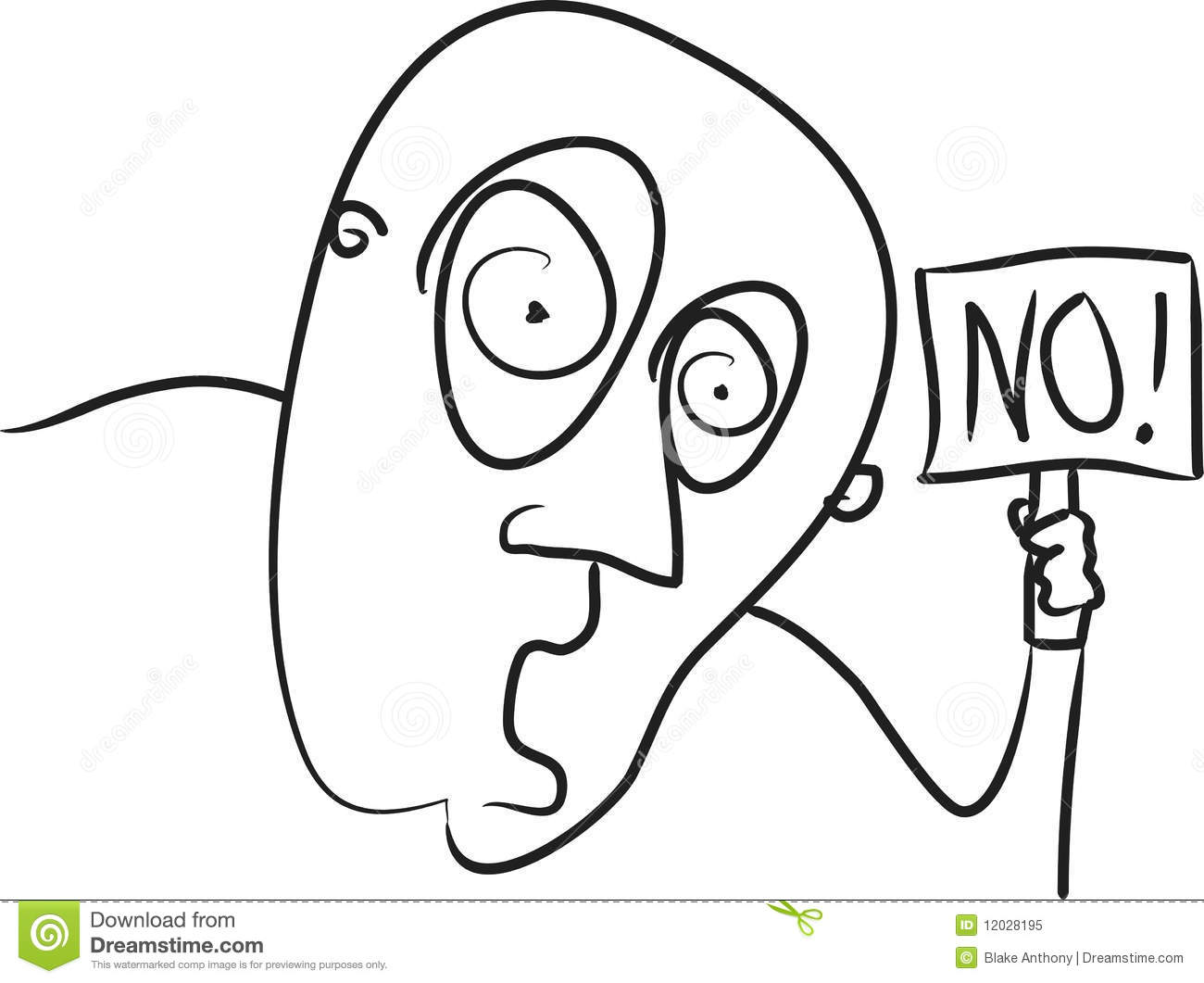 Protest Royalty Free Stock Photo