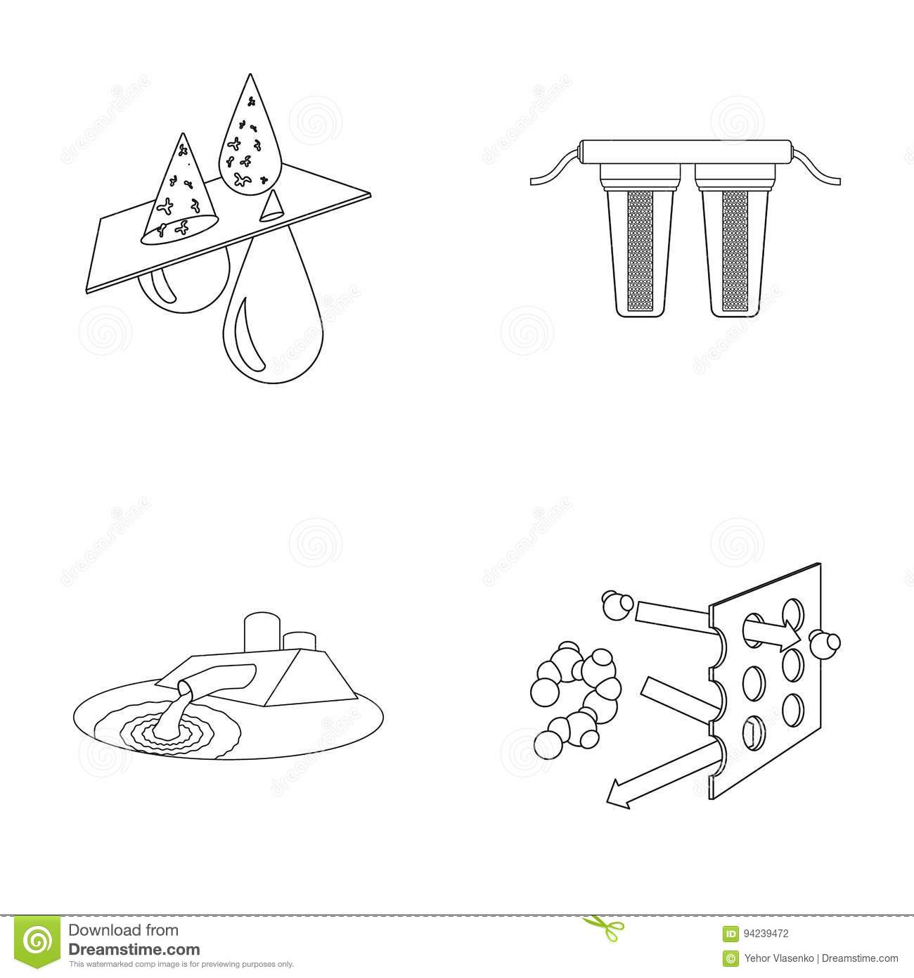 Water Pipe Schematic Symbols