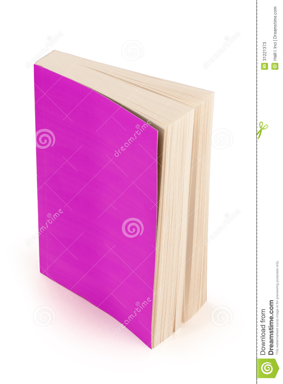 Dictionary Page Template Blank