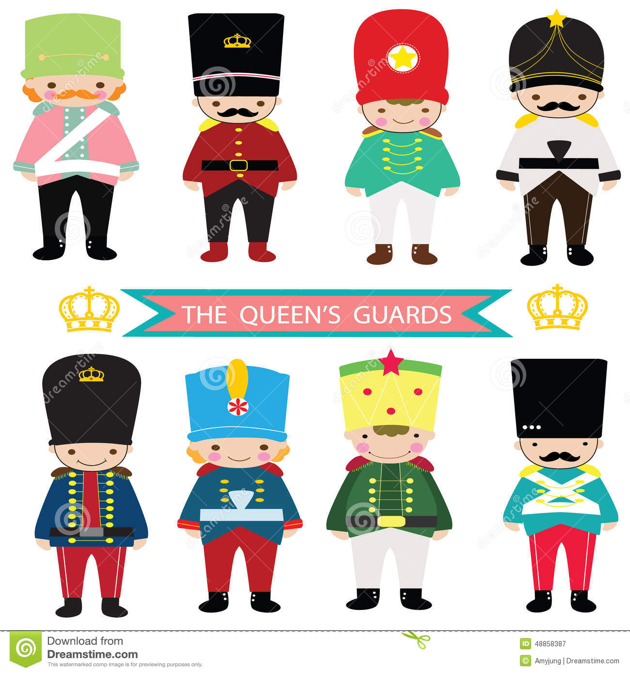 Queens Guards Toy SoldiernutcrackerUK GuardsUK