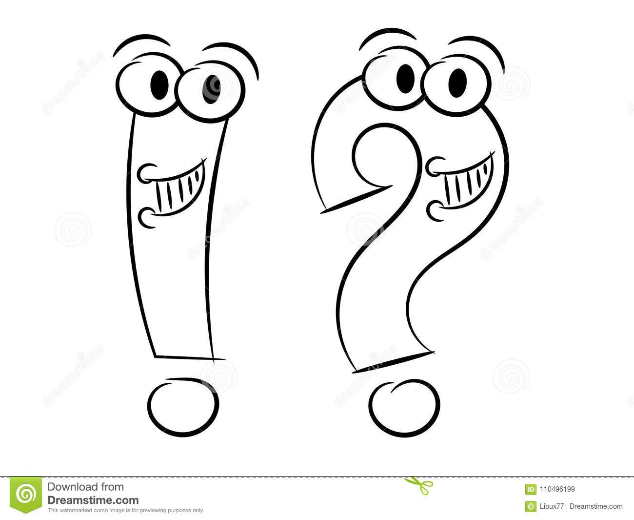 Question And Exclamation Speech Bubbles Pattern Seamless