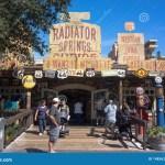 Radiator Springs California Adventure Disneyland Editorial Photography Image Of Film Frontier 148362722