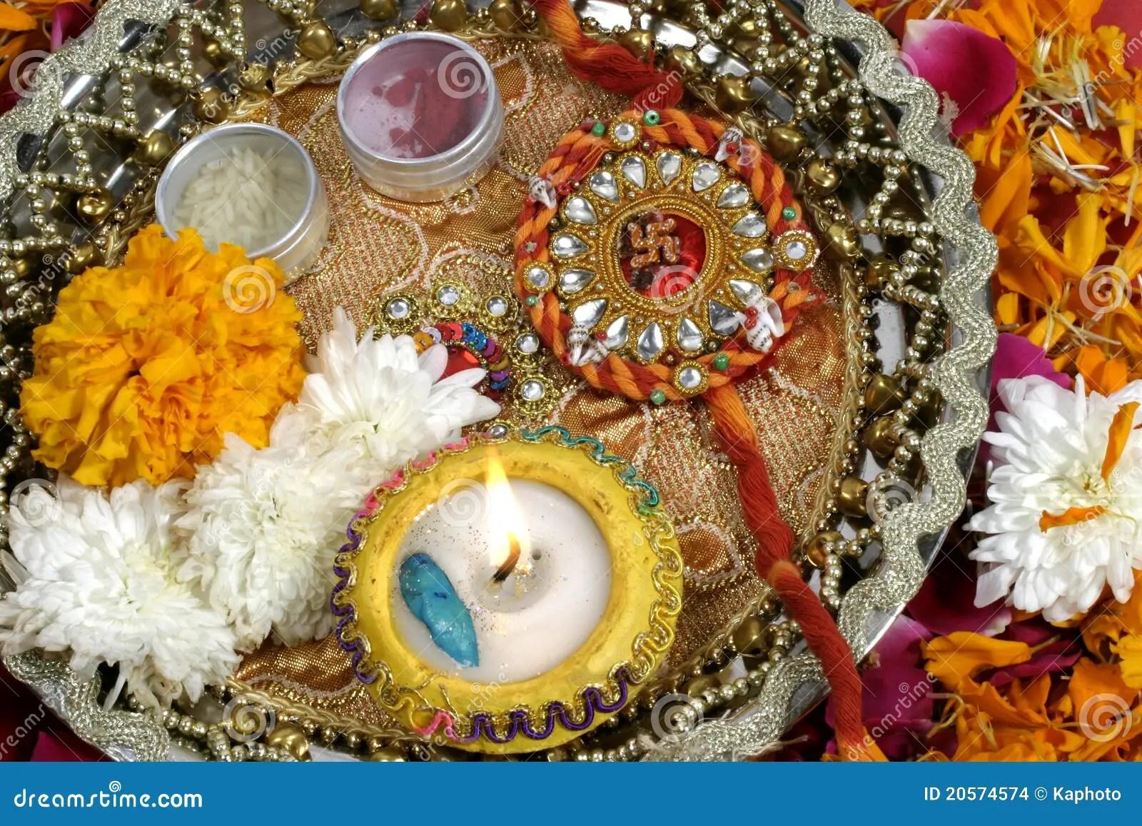 Rakhi Indian Tradition Stock Images Image 20574574