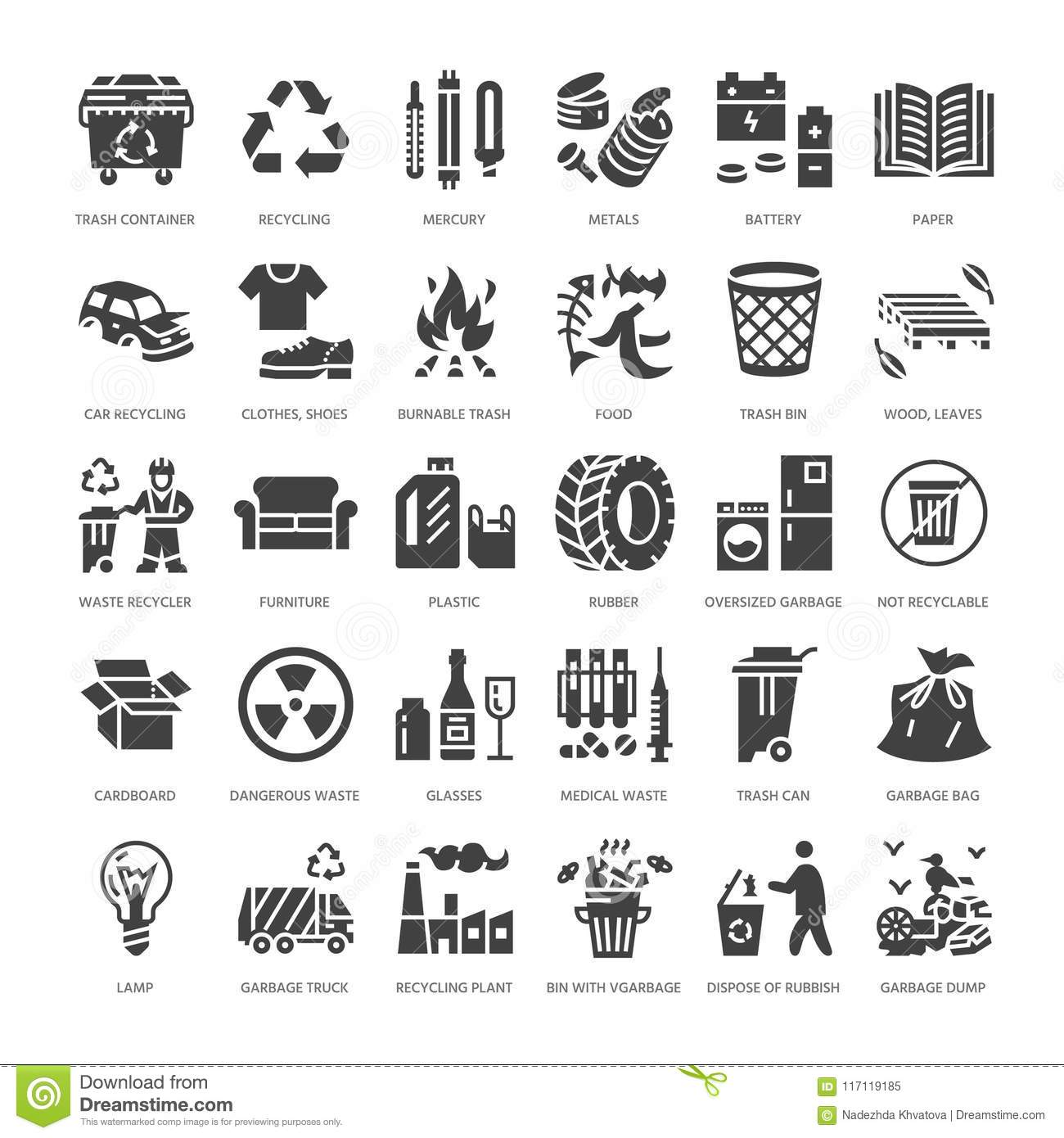 Recycling Clipart