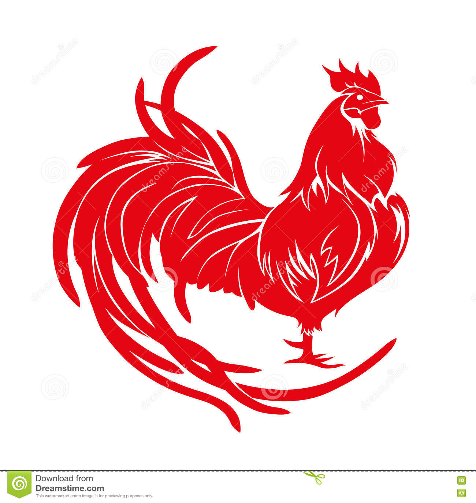 Gallo Rojo Tattoos