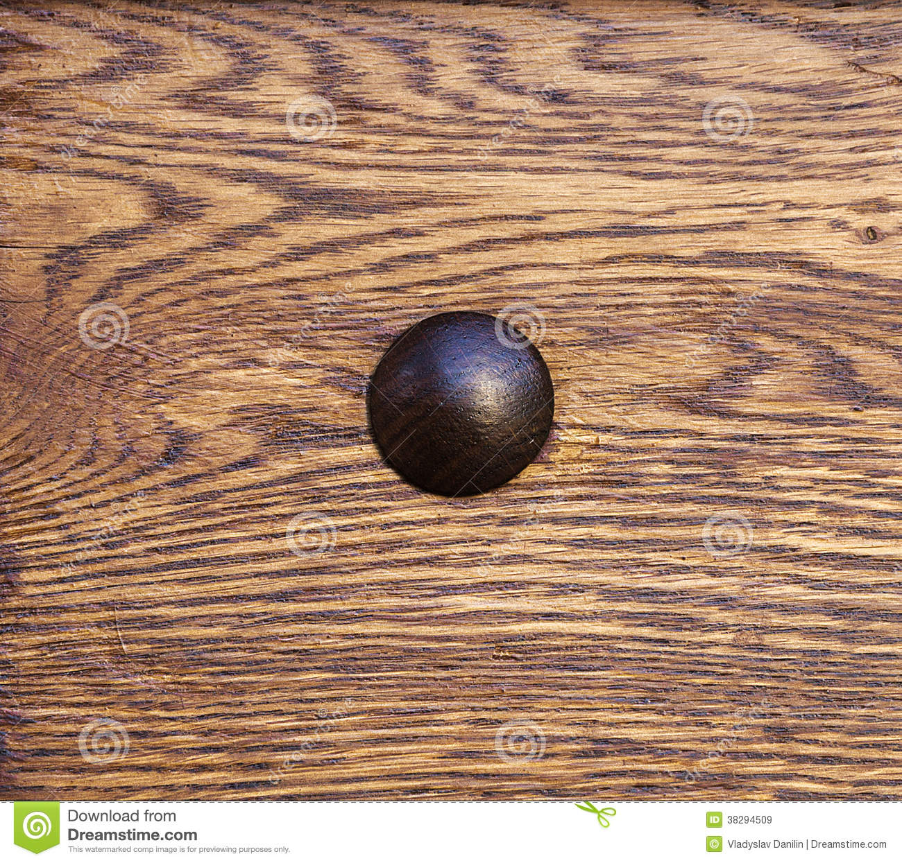Rivet Wood Royalty Free Stock Images Image 38294509