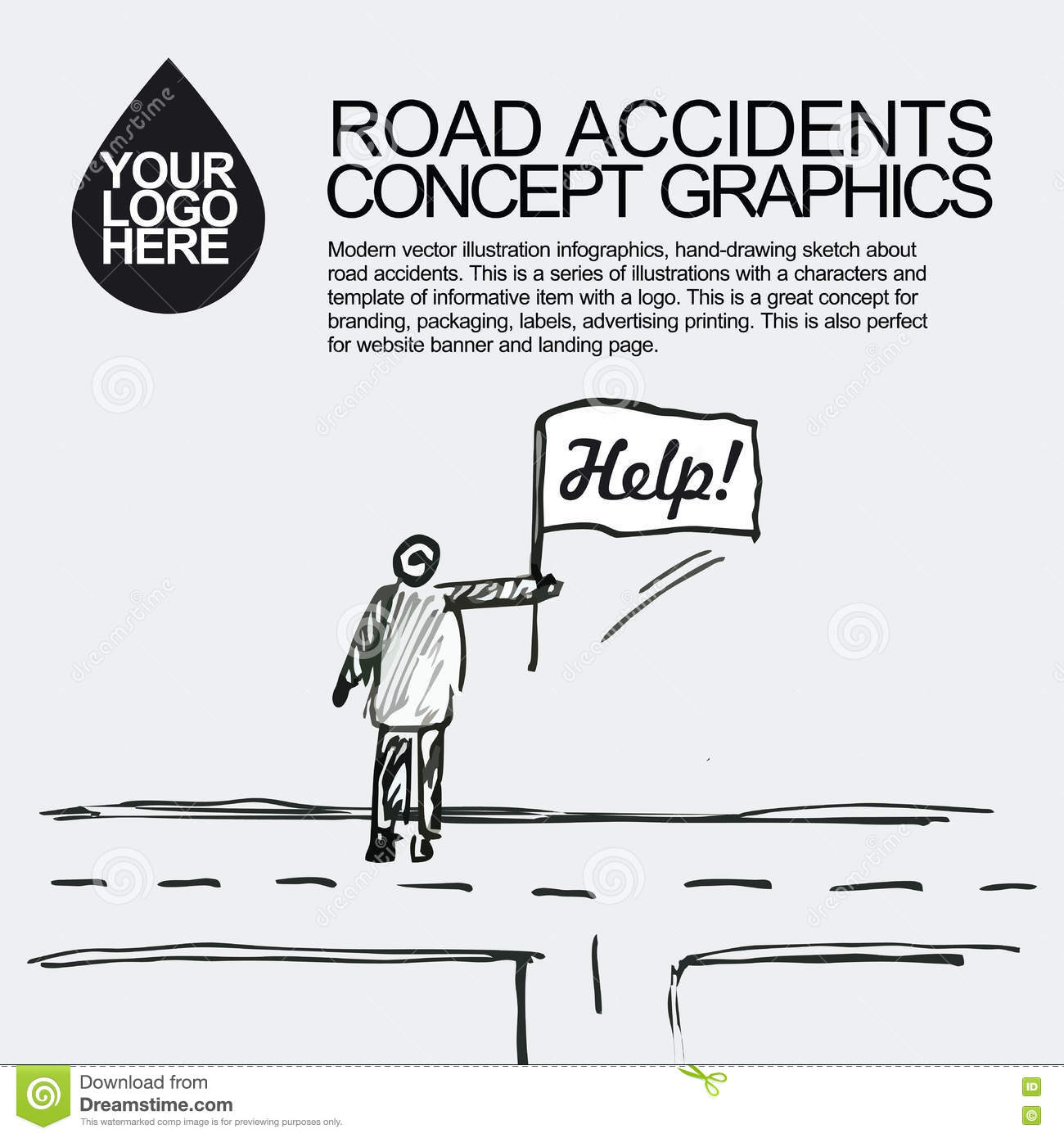 Street Diagrams Traffic Accidents