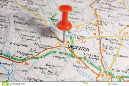 vicenza tourist map » Another Maps [Get Maps on HD] | Full HD ...
