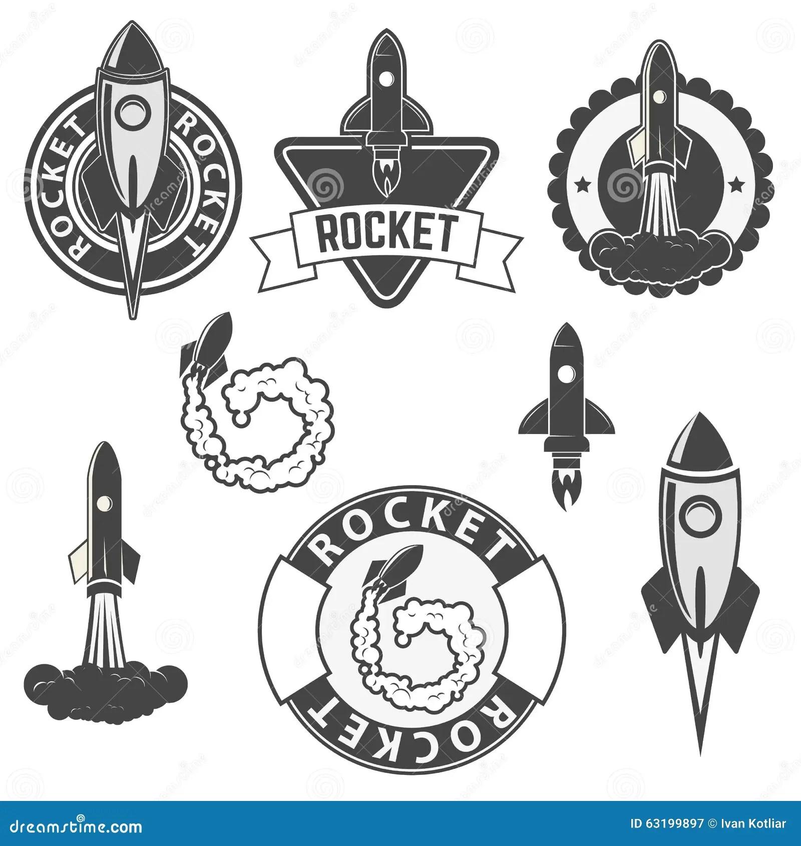 Rocketship Clipart