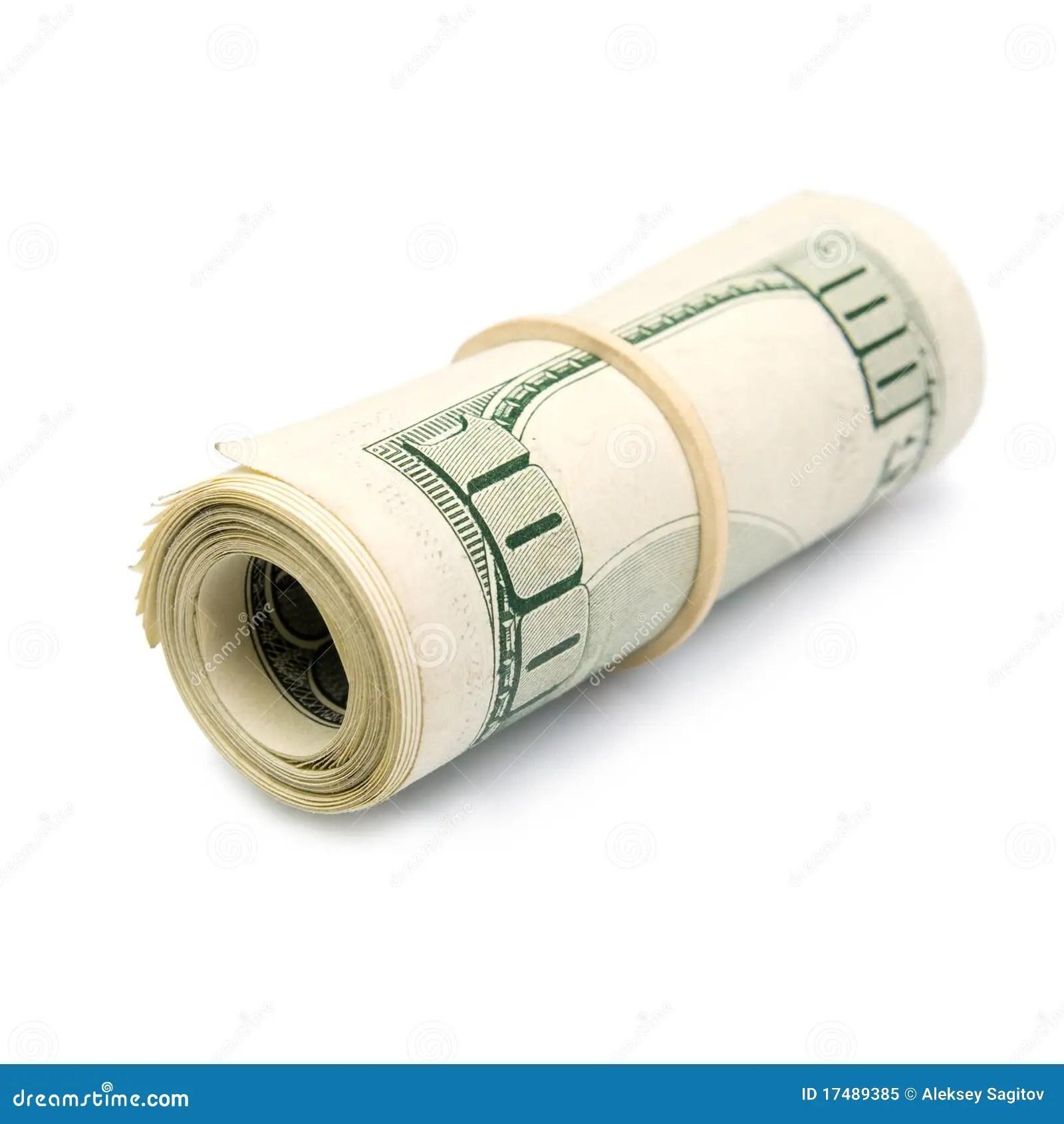 100 Dollar Bill Business Cards