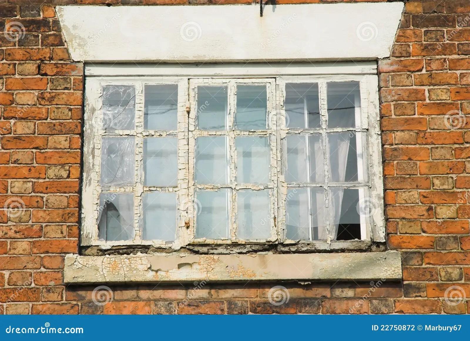 Rotten Window Frame Stock Photo Image Of Peeling Rotting