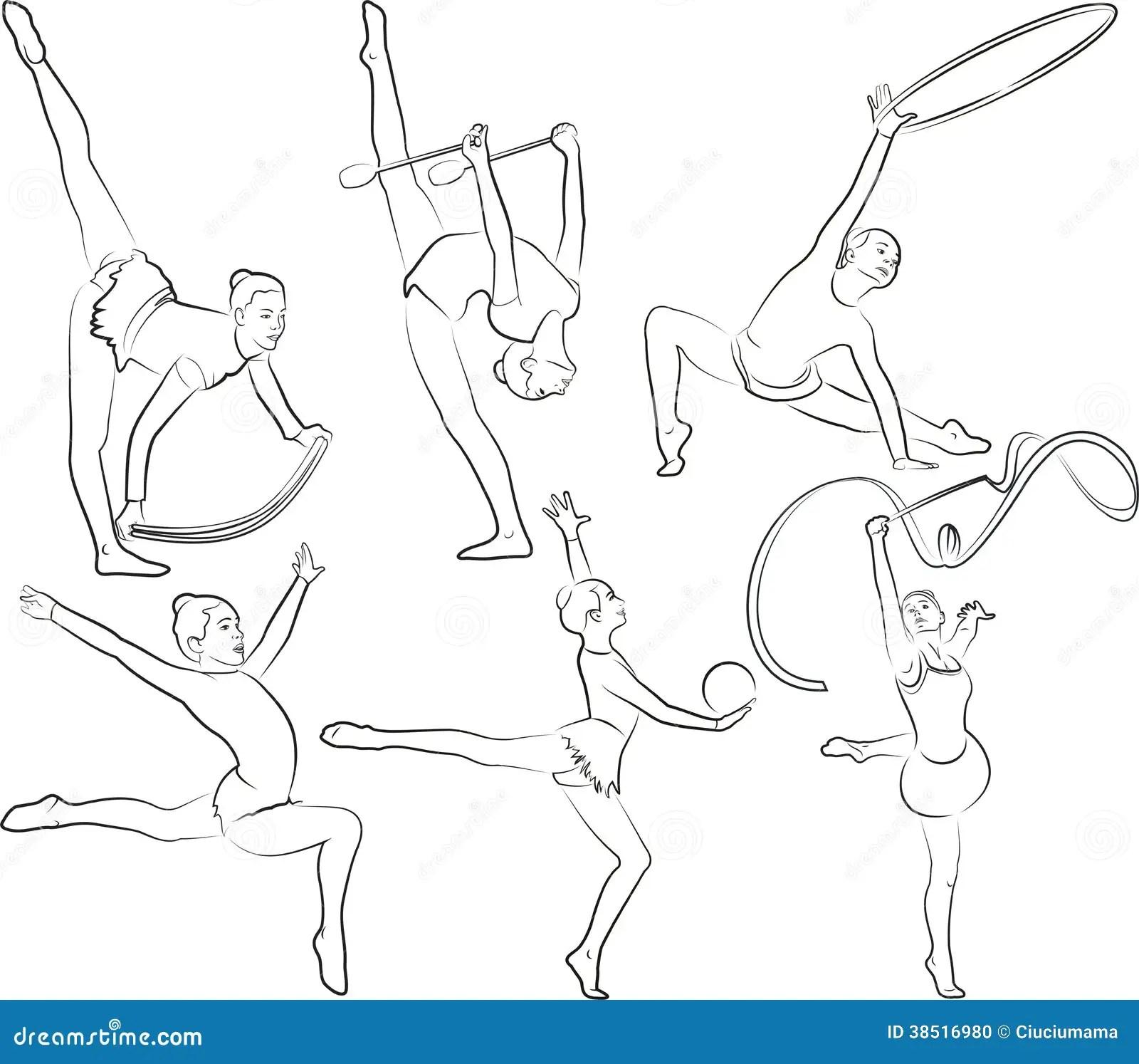 Rrhythmic Gymnastics