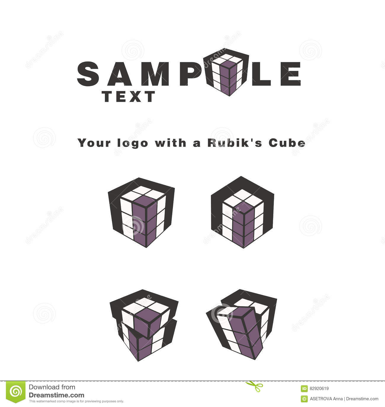 Rubix Cube Icon
